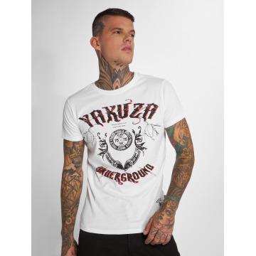 Yakuza T-shirts Underground hvid