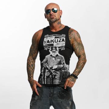 Yakuza Tank Tops Untd black