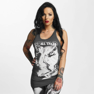 Yakuza Tank Tops All Thats Left grau