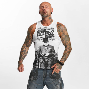 Yakuza Tanktop Untd wit