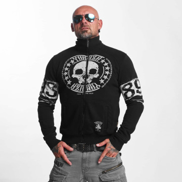 Yakuza Transitional Jackets Skull Label svart