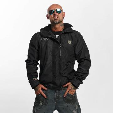 Yakuza Transitional Jackets Massive Fxxking svart