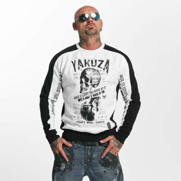 Yakuza trui Love Hate wit