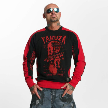 Yakuza trui Love Hate zwart