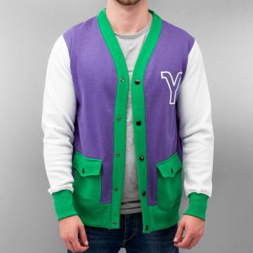 Yezz College Jacke Manana violet