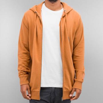 Yezz Hoodies con zip Togo marrone