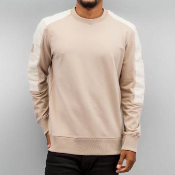 Yezz Pullover Stepp beige