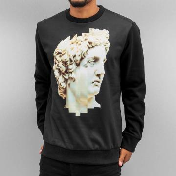 Yezz Pullover Stature schwarz