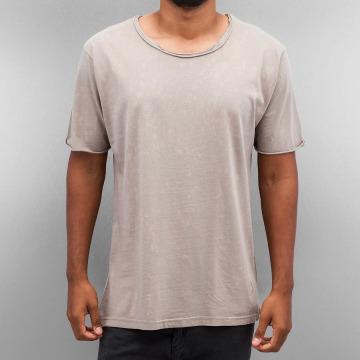 Yezz T-paidat Splash harmaa