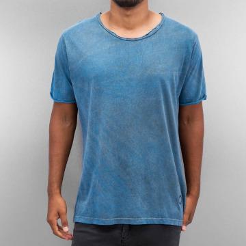 Yezz T-Shirt Marble bleu