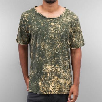 Yezz T-Shirt Acid olive