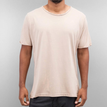 Yezz T-shirt Bleched rosa chiaro