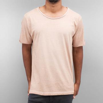 Yezz T-Shirty Dayed bezowy