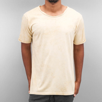 Yezz T-Shirty Marble bezowy