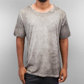 Yezz T-Shirty Washed szary