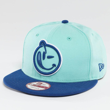 Yums Casquette Snapback & Strapback Classic Outline turquoise