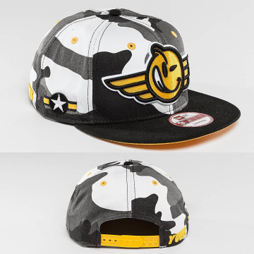 Yums Snapback Cap Era Aviation mimetico