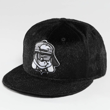 Yums Snapback Cap Era Top Dog nero