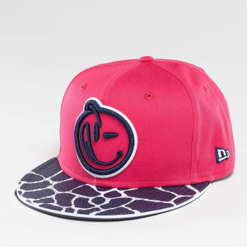 Yums Snapback Era Giraffe A pink