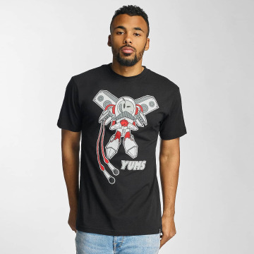 Yums T-shirt Rocket Boy nero