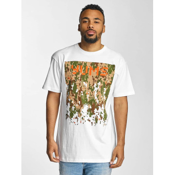 Yums t-shirt Digi Drip wit