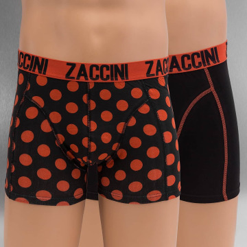 Zaccini Семейные трусы Royal Dots оранжевый