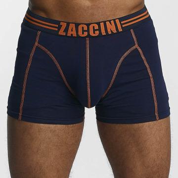 Zaccini  Shorts boxeros Uni 2-Pack azul