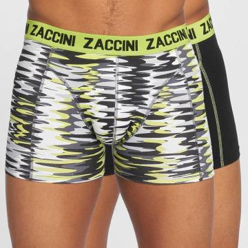 Zaccini  Shorts boxeros Curves negro