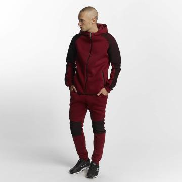 Zayne Paris Joggingsæt Toulouse rød