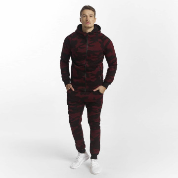 Zayne Paris Suits Marseille red