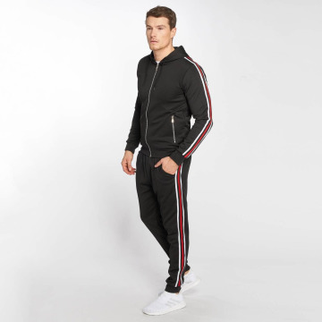 Zayne Paris Tuta Sweat nero