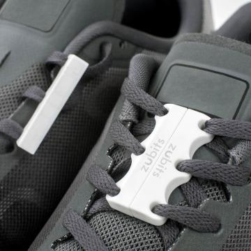 Zubits Dodatki do butów Magnetic bialy