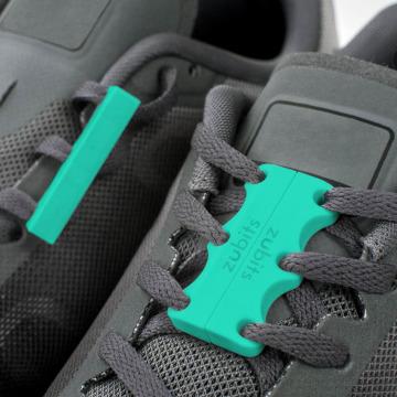 Zubits Dodatki do butów Magnetic turkusowy