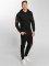 Aarhon Anzug Stitch schwarz