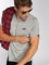 Alpha Industries Trika Basic Small Logo šedá