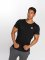 Better Bodies Shirts desportes Hudson negro