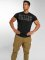 Better Bodies T-Shirty Basic Logo czarny