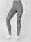 Beyond Limits Leggings/Treggings Super High Waist Mesh gray