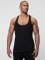Beyond Limits Tank Tops Casual Stringer èierna