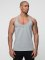 Beyond Limits Tank Tops Casual Stringer grey