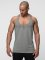 Beyond Limits Tank Tops Casual Stringer hnědožlutý