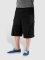 Carhartt WIP Shorts Columbia Ripstop schwarz