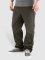 Dickies Spodnie wizytowe Slim Straight Work zielony
