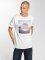 Just Rhyse T-Shirt Parachique white