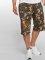 Yakuza Shorts Urban Sweat camouflage