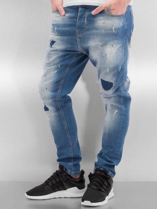 2Y Slim Fit Jeans Namur blau