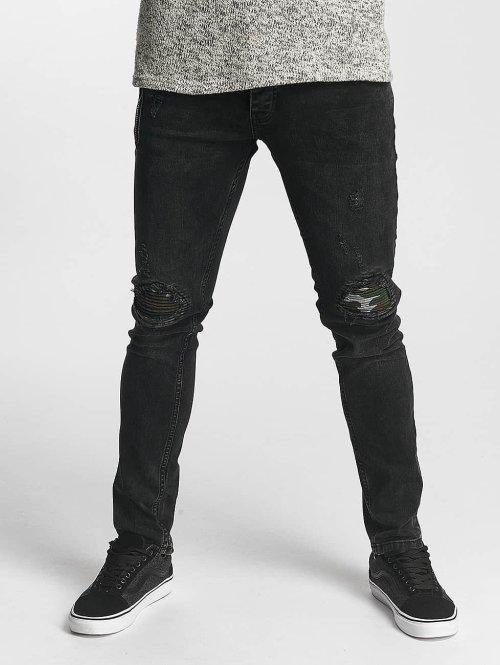 2Y Slim Fit Jeans Thomas grau