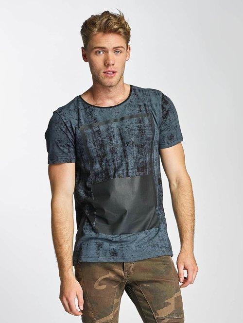 2Y t-shirt Streets zwart