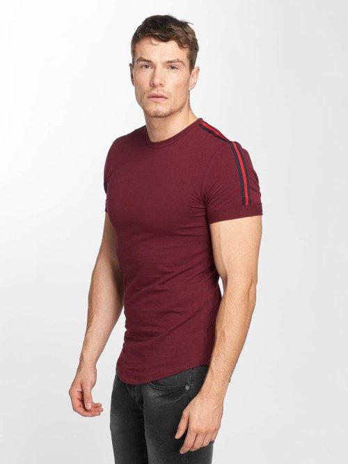 Aarhon T-paidat Jannis punainen