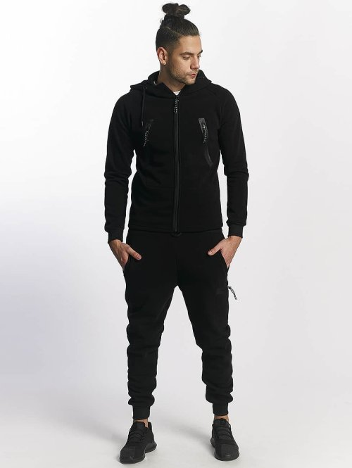 Aarhon Trainingspak Reykjavik zwart